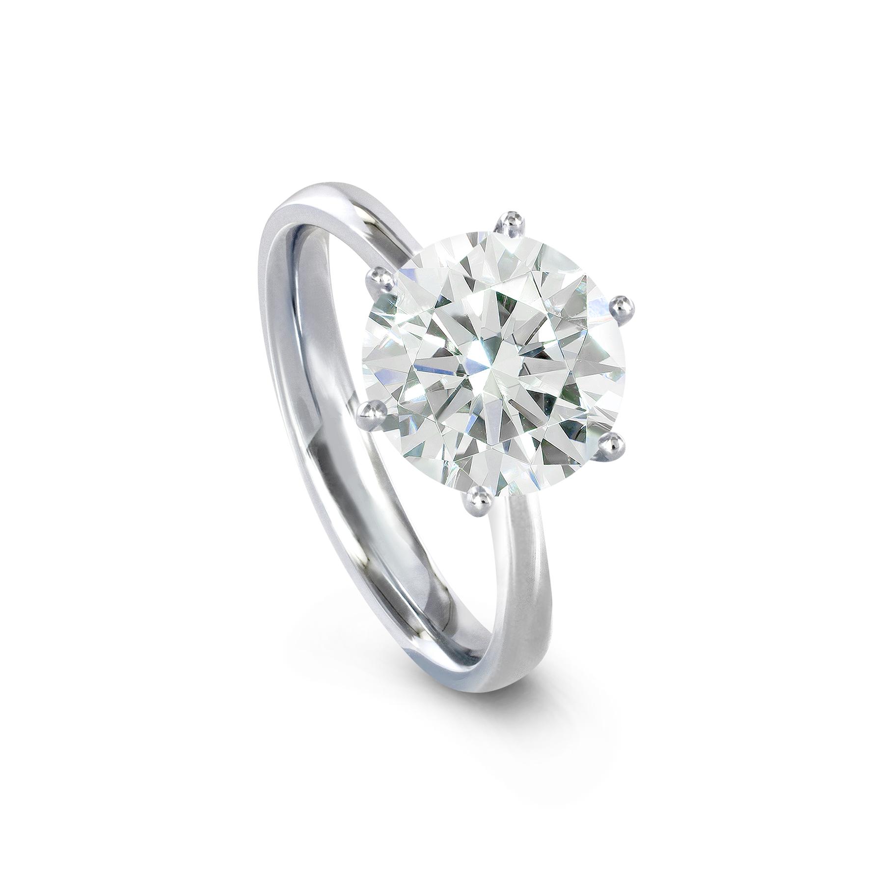 Кольца с бриллиантами на заказ, купить дорогое кольцо с крупным бриллиантом 401a3a00dbf